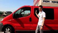 AcademeG Коммерческий транспорт Коммерческий транспорт - Opel Vivaro