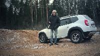 Offroad - УАЗ Патриот, Duster, Pajero Sport, Frontera на бездорожье