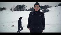 Разное - Дастеры против Субару в снежных полях.