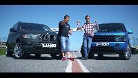 Разное - МЫ РОНЯЕМ BMW X5