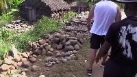 Чем занимаются люди на Мадагаскаре.