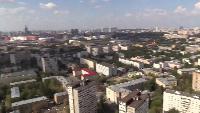 Как мы запускали квадрокоптер на крыше 40 этажного дома.
