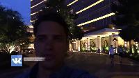 Лас Вегас. Сорвал джекпот в казино. Колесо обозрения с баром.