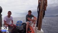 Панамские будни #6. Двухчасовая гребля веслами.