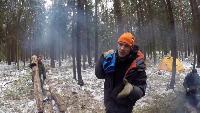 Поход в лес с Академиком.