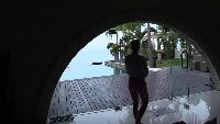 Русские на бали №20. Villa sensey. Север бали. Танцы в бассейне.