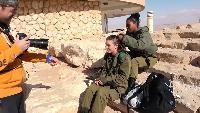 Русские в израиле. Как живут девушки военнослужащие.