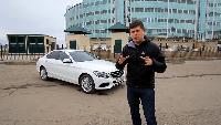 Автомобили класса D - Mercedes-Benz C Сlass 2014 Тест-драйв.