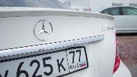 Автомобили класса D - Mercedes-Benz C63 AMG Тест-Драйв.