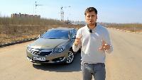 Автомобили класса D - Opel Insignia (170 л.с.) Тест-драйв.