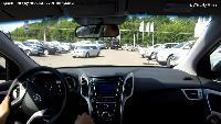 Автомобили класса С - Hyundai i30 Тест-драйв.