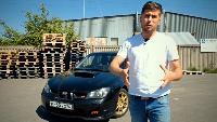 Автомобили класса С - Subaru Impreza WRX STI. Тест-драйв.