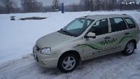 Автоваз - Электро Калина (ELLADA) Тест-драйв
