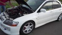 Антон Воротников Быстрые автомобили Быстрые автомобили - Mitsubishi Lancer Evolution 600 л.с. Замеры.