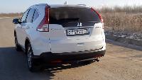 Компакт кроссоверы - Honda CR-V Тест-драйв.