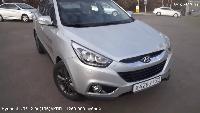 Компакт кроссоверы - Hyundai ix 35 (2014) Тест-драйв.