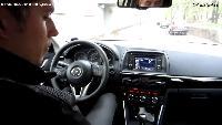 Компакт кроссоверы - Mazda CX - 5 Тест-драйв.