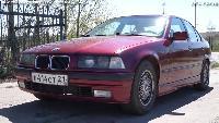 Легенды 90-х - BMW E36(325i).