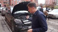 Антон Воротников Подлости на дорогах Подлости на дорогах - Сломался новый GL! Звоним в Mercedes!