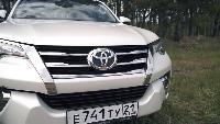 Разное - Для чего нужен Toyota Fortuner?