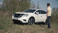 Разное - Nissan MuranoТест-Драйв
