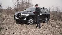 Разное - Toyota Land Cruiser 200 Тест-драйв