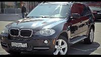 Среднеразмерные кроссоверы - BMW X5(E70) 900 тысяч рублей за мечту!