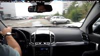 Антон Воротников Среднеразмерные кроссоверы Среднеразмерные кроссоверы - Chevrolet Captiva.