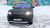 Антон Воротников Внедорожники Внедорожники - Range Rover Sport Тест-Драйв.