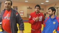 Даёшь молодёжь! Борцы Тамик и Радик Тренер олимпийской сборной