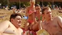 Даёшь молодёжь! Молодая семья Валера и Таня Никакого алкоголя