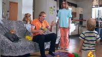 Даёшь молодёжь! Молодая семья Валера и Таня Подготовка к военкомату