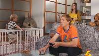 Даёшь молодёжь! Молодая семья Валера и Таня Присмотр за ребенком