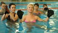 Фитнес Сезон 1 выпуск 30: Подводная аэробика