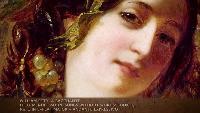 Уильям Этти. Женские портреты («Вакханка», «Мадмуазель Рашель», «Цветочница»)