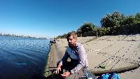 Спортивная рыбалка с фидером