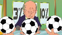 Казаки. Футбол Сезон-1 Серия 3. Швейцария