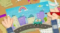 Клео - забавный щенок Сезон 1 Танец соединяет людей