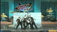 Высшая лига (2000) 1/2 - Утомленные солнцем - Приветствие