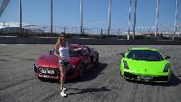 Лиса Рулит Все видео Audi R8, почти Lamborghini Huracan. Gallardo отдохнула...