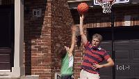 Баскетбол с родителями