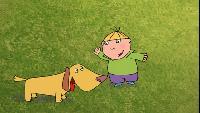Маленькая Люси 1 серия. Поливальная собака
