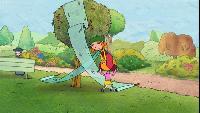 Маленькая Люси 14 серия. Охота на бабочек