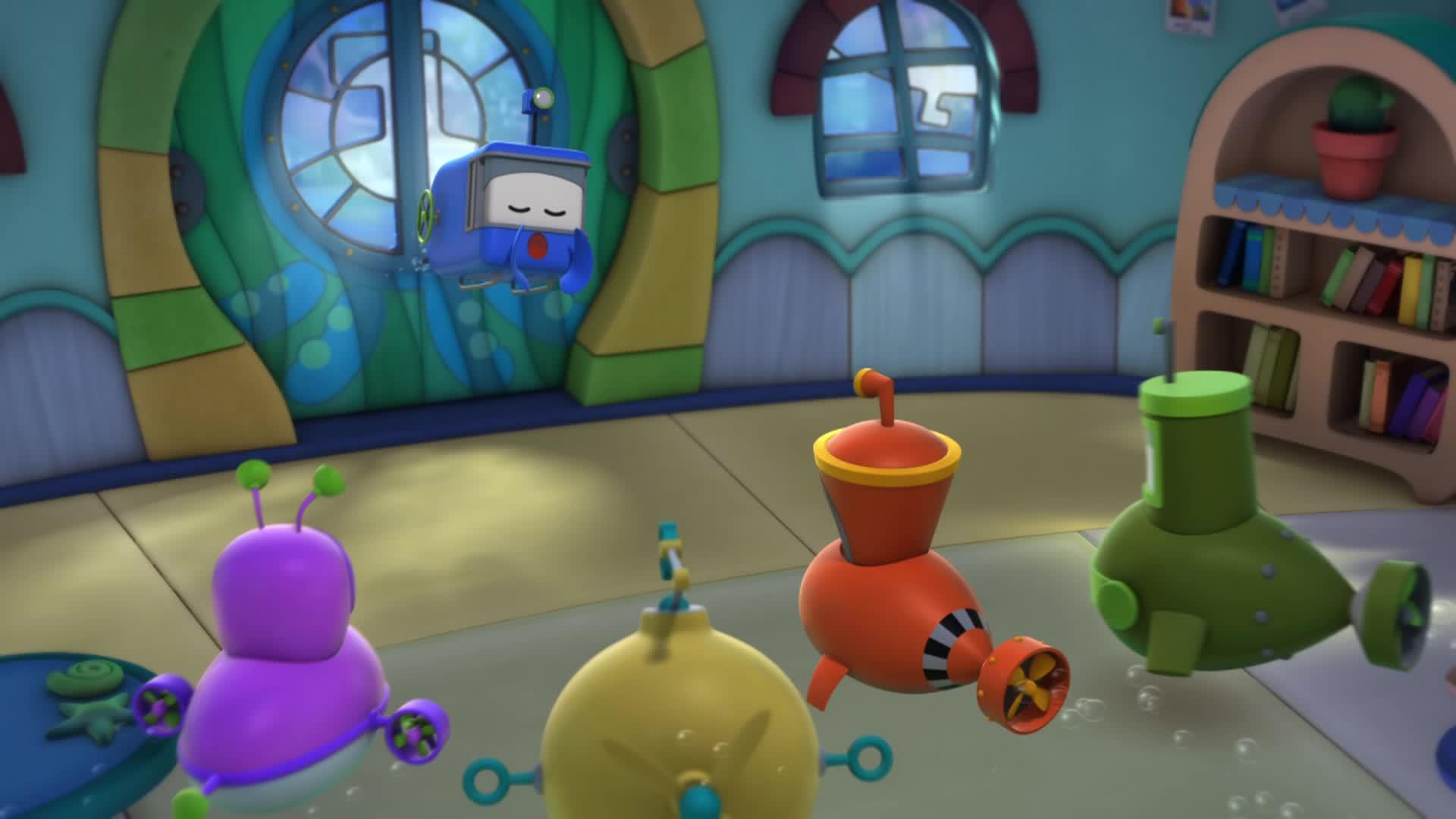 Марин и его друзья Марин и его друзья 6- Труба мистера Кана