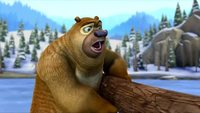 Медведи-соседи 1 сезон 11 серия. Балет на льду
