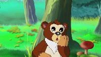 Медвежонок Ых и сказочное лето - Медвежонок - сладкоежка