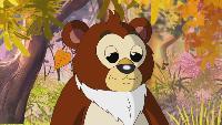 Медвежонок Ых и зимнее чудо - Осенние заботы