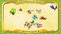 Английский алфавит - Letter B - Butterfly