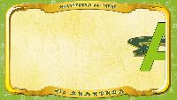 Мультипедия животных Немецкий алфавит Немецкий алфавит - Buchstabe A - die Anakonda
