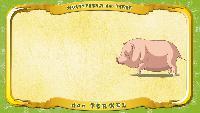 Мультипедия животных Немецкий алфавит Немецкий алфавит - Buchstabe F - das Ferkel